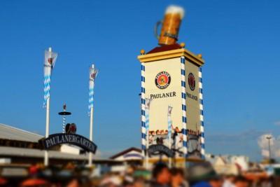 Història de l'Oktoberfest